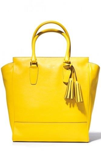 Resultado de imagem para bolsa amarela